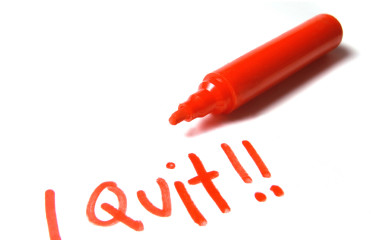 An Entrepreneur's Story: When to Quit Your JOB