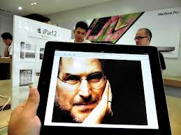 "Steve Jobs ""They'll Get Used to It"""