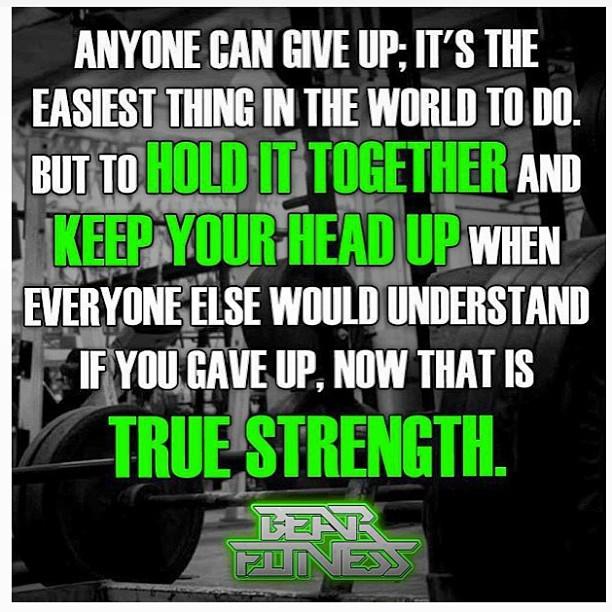 true strength